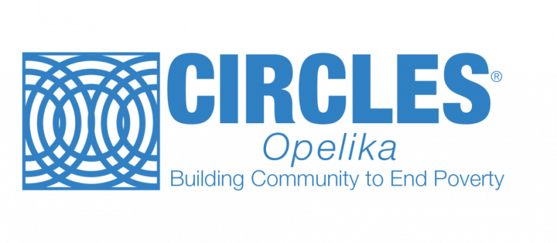 Circles of Opelika Logo